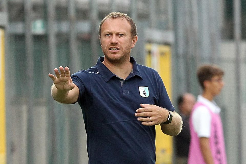 "Verso Perugia-Entella, Breda:""Cerchiamo riscatto"""