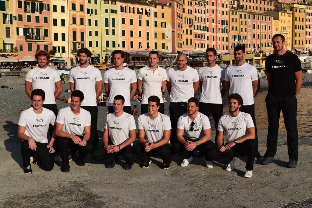 Pallanuoto, in A2 maschile la Spazio Rari Nantes Camogli ospita il Padova