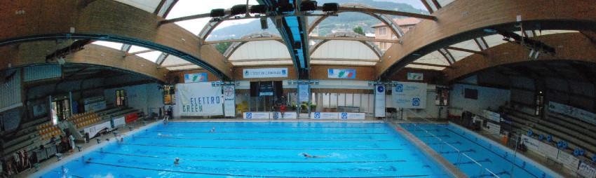 Nuoto solidale domenica mattina in piscina a camogli - Piscina da interno ...