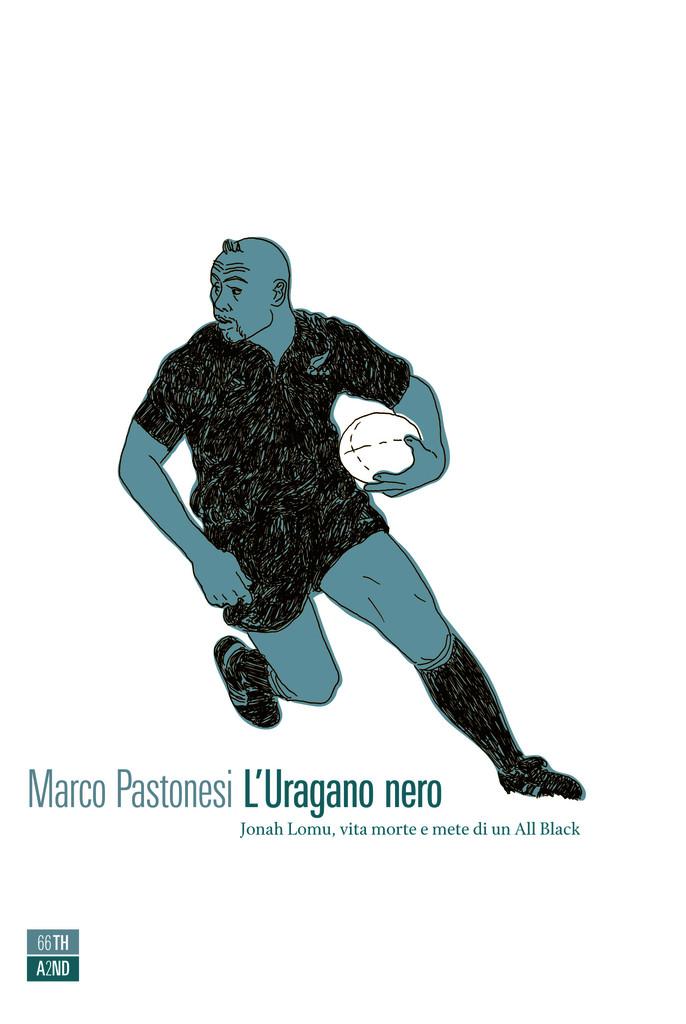 Rugby, Marco Pastonesi porta Jonah Lomu a Recco