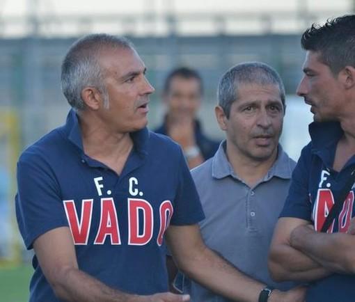 Buttu (a sinistra), Paolo Scalzi (al centro), Luca Tabbiani (a destra)