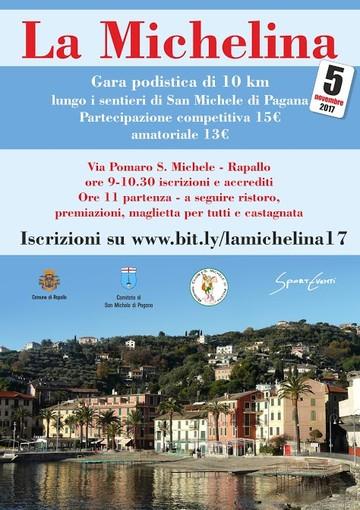 """L'edizione 2017 de """"La Michelina"""" è in programma per domenica 5 novembre"""