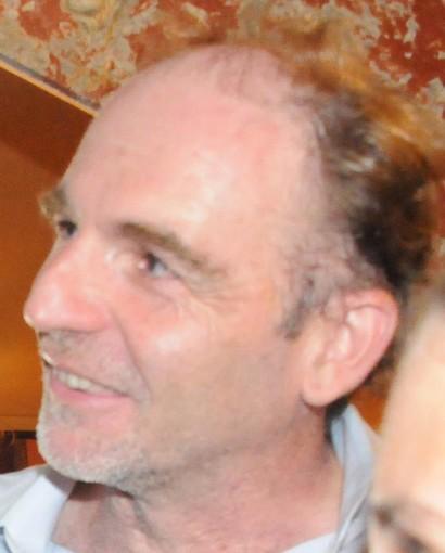 Nicola Fenelli, presidente dell'Atletica Due Perle, organizzatrice del Trail di Portofino del prossimo 10 dicembre (foto tratta da facebook)