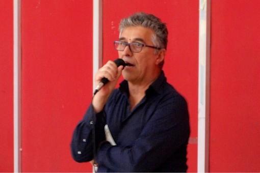 Il presidente del Centro Basket Sestri Levante Giacomo Conti