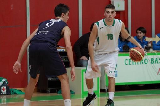 Il giocatore del Centro Basket Sestri Levante Francesco Conti è stato squalificato in vista del match casalingo di sabato prossimo contro la Pontremolese