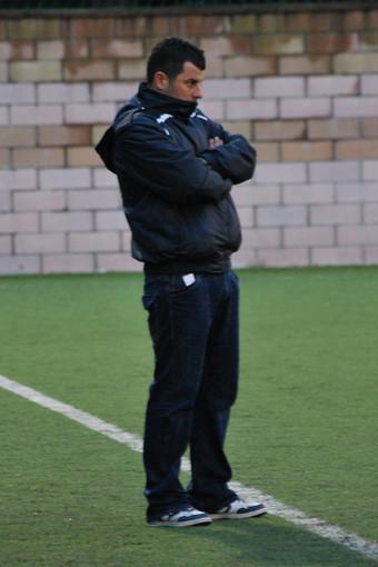 Roberto Pernugotti, allenatore della Ruentes.