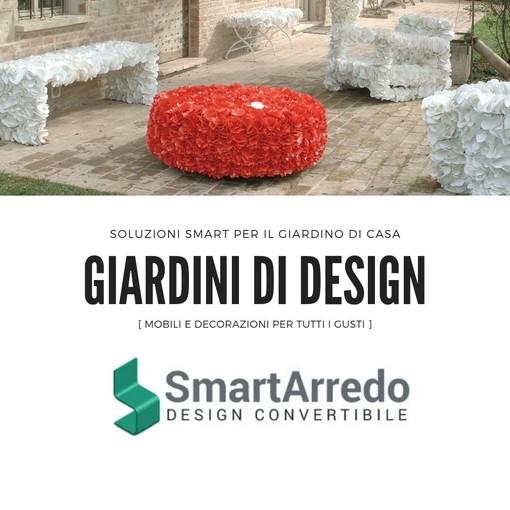 Il progetto per il giardino ideale, le varianti e le opzioni d'arredo